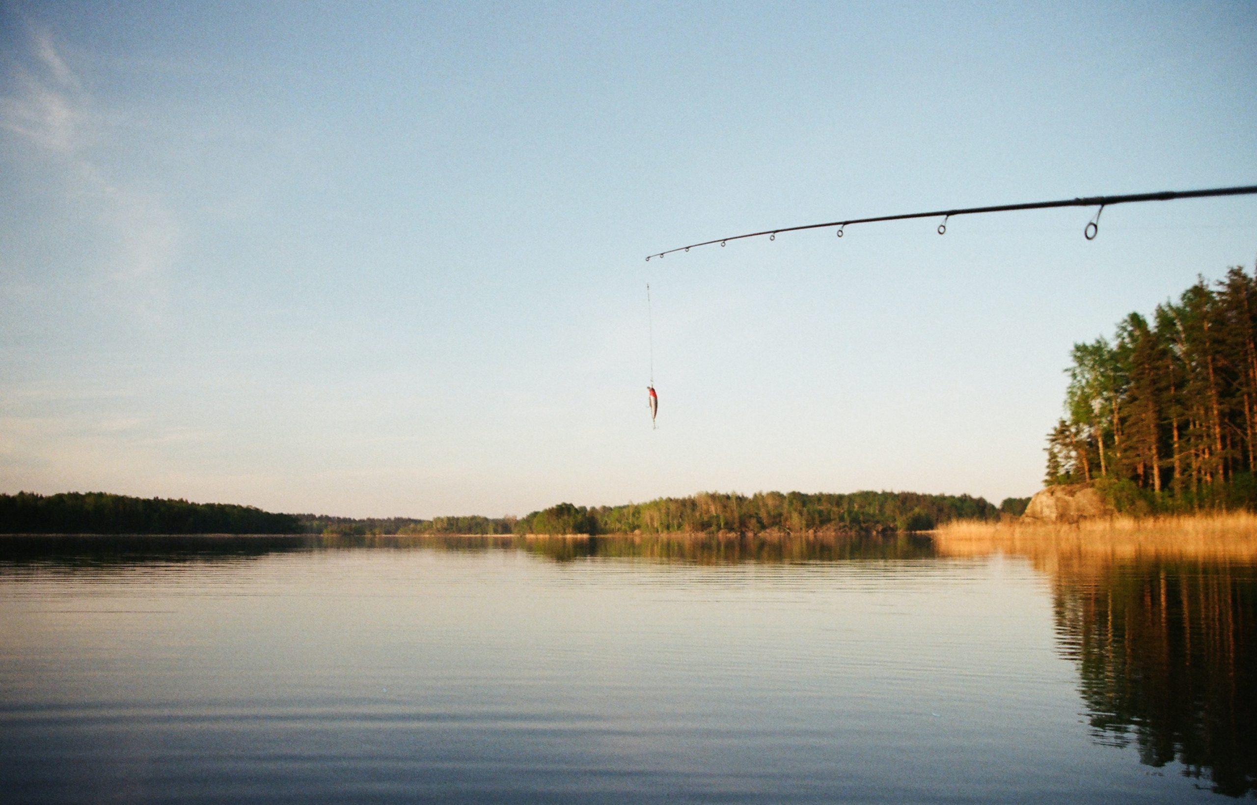 Fishing Redfish Harbor
