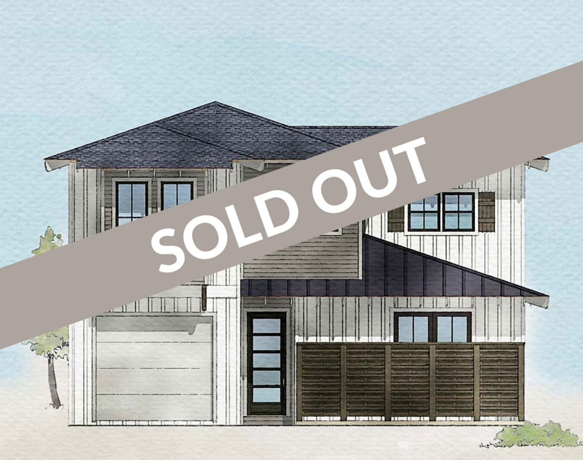 Sold out, Dune floor plan
