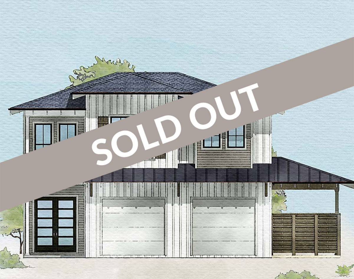 Sold out, Intracoastal floor plan